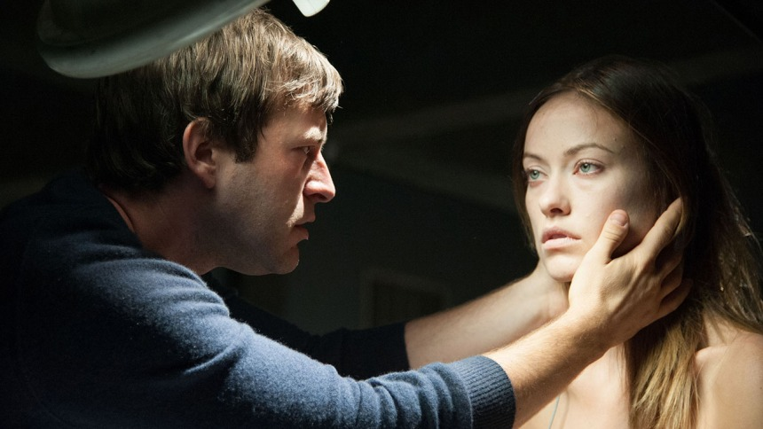 M182 (Left to right.) Mark Duplass and Olivia Wilde star in Relativity Media's