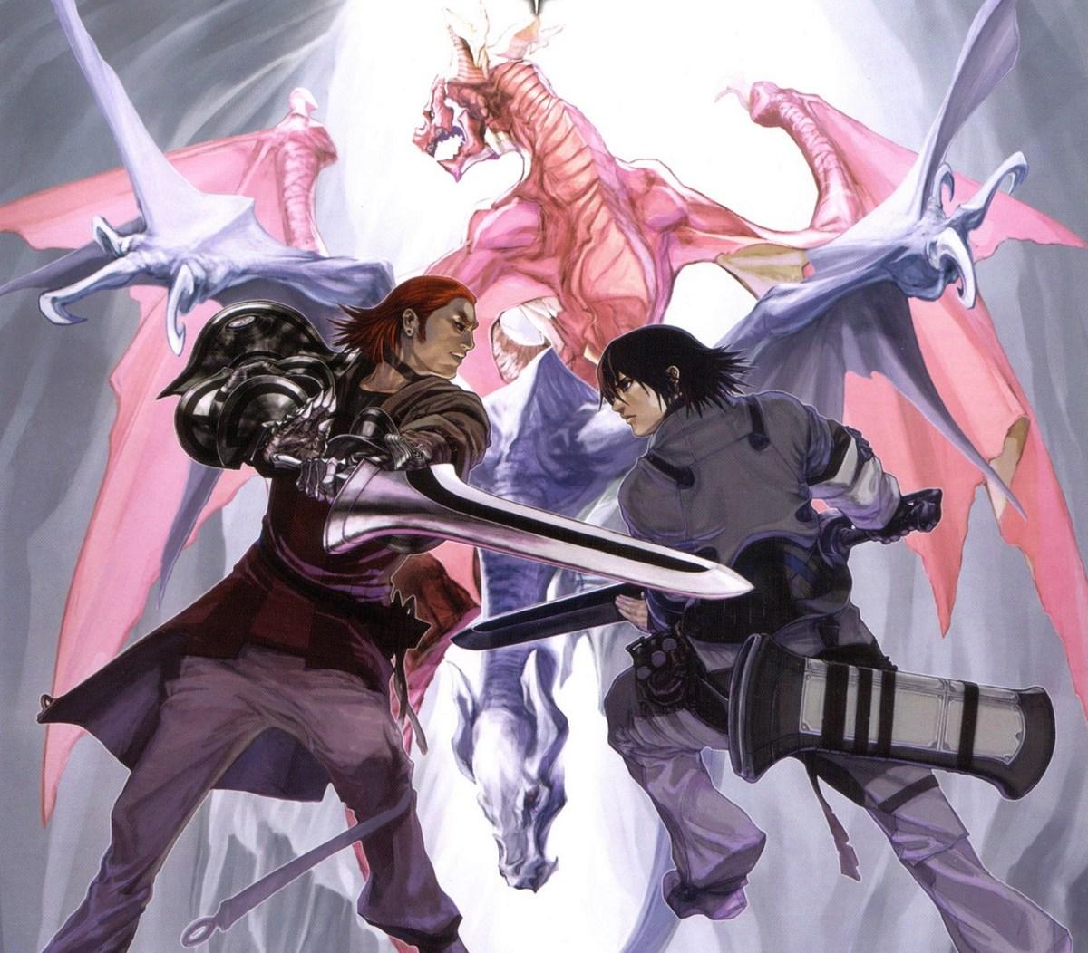 The Genius of Drakengard and Nier